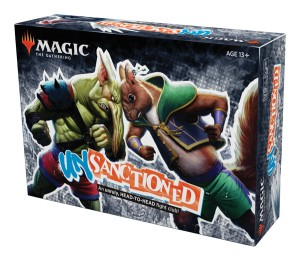 Magic the Gathering - Unsanctioned