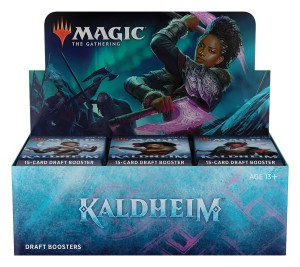 "MTG - Draft Booster Box ""Kaldheim"""