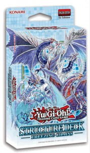 "YGO: TCG - Structure Deck ""Freezing Chains"""