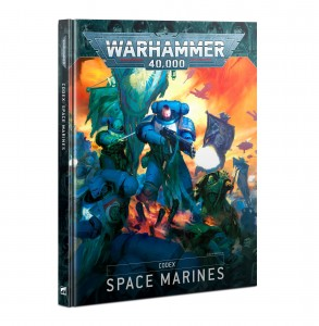 Codex - Space Marines (HB) (eng)