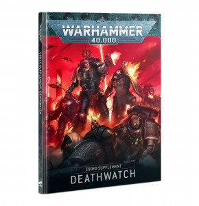 Codex Supplement - Deathwatch (HB) (eng)