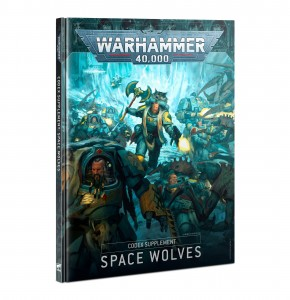 Codex - Space Wolves (HB) (eng)