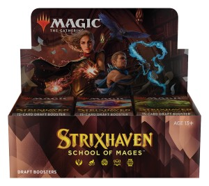 "MTG - Draft Booster Box ""Strixhaven"""