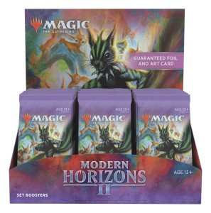 "MTG - Set Booster Box ""Modern Horizons 2"""