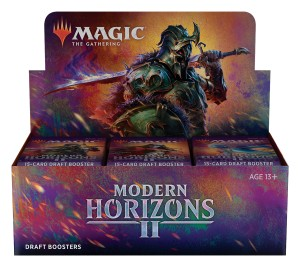 "MTG - Draft Booster Box ""Modern Horizons 2"""