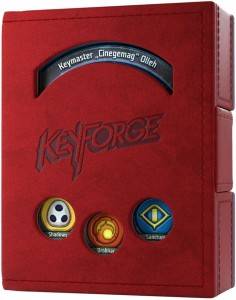 Gamegenic: Keyforge - Deck Book Red