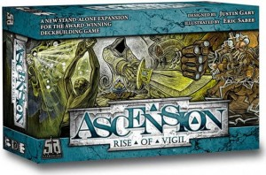 Ascension (5th Set): Rise of Vigil
